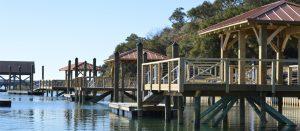 marine docks Wilmington NC