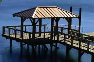 Docks-Piers-Gazebos